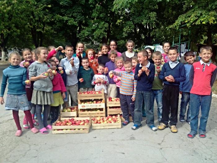 Fruit Challenge Casa pentru copii orfani